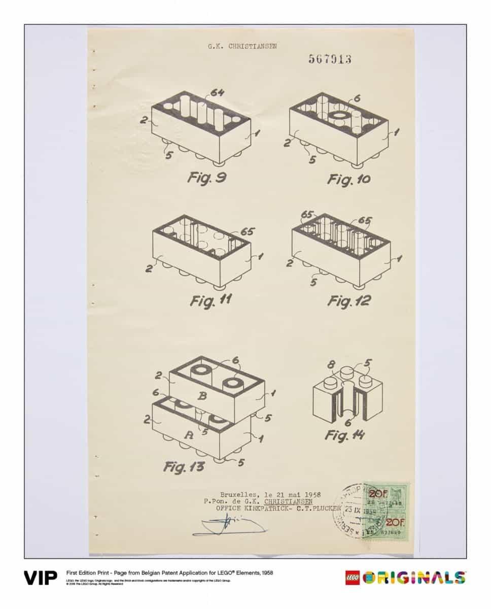 belgian patent lego 5005996 elements 1963 scaled