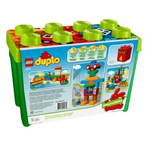 duplo 10580 deluxe box of fun