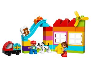 duplo 10820 creative building basket