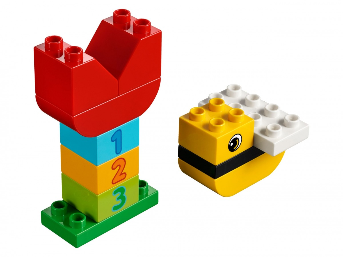 duplo 40304 learning numbers scaled