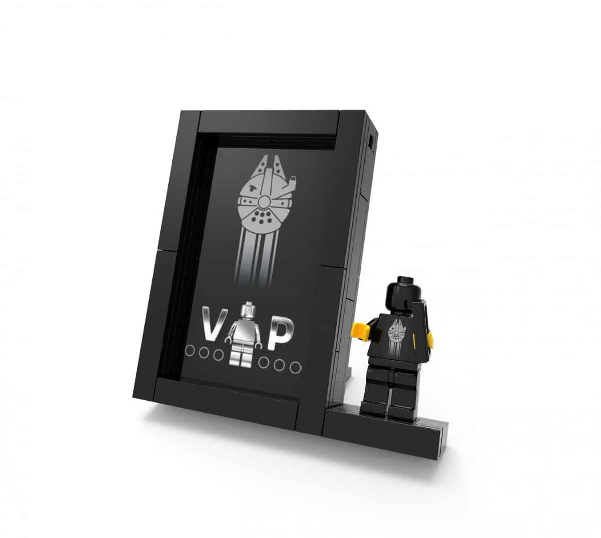 free exclusive lego 5005747 black card display stand scaled