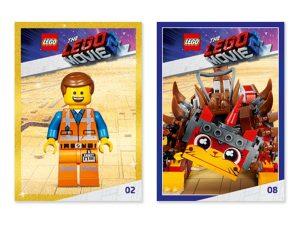 free lego 5005796 movie 2 trading card packs