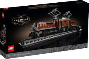 lego 10277 crocodile locomotive