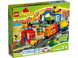 lego 10508 deluxe train set