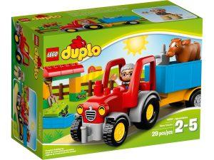 lego 10524 farm tractor