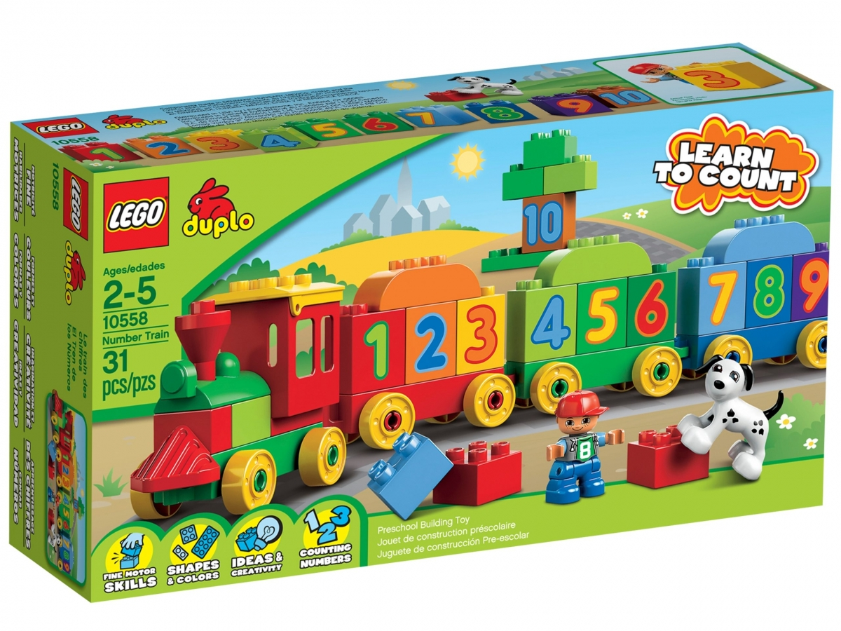 lego 10558 number train scaled
