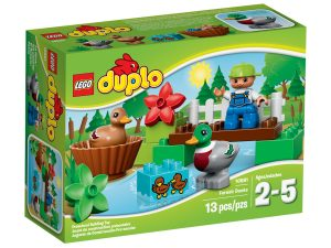 lego 10581 forest ducks