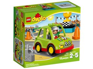 lego 10589 rally car