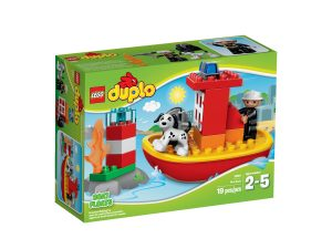 lego 10591 fire boat