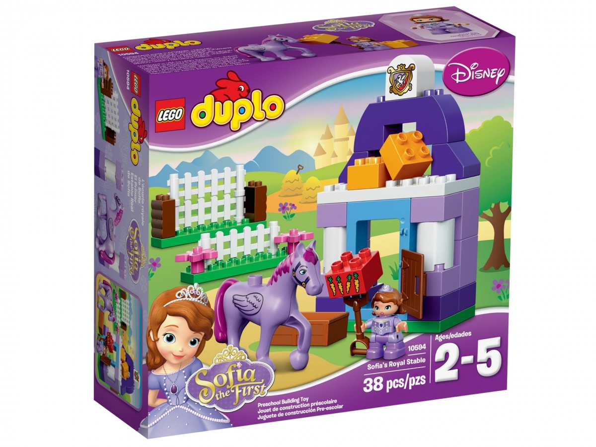 lego 10594 sofia the first royal stable scaled
