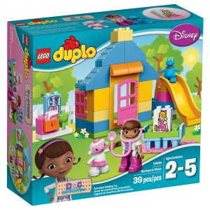 lego 10606 doc mcstuffins backyard clinic