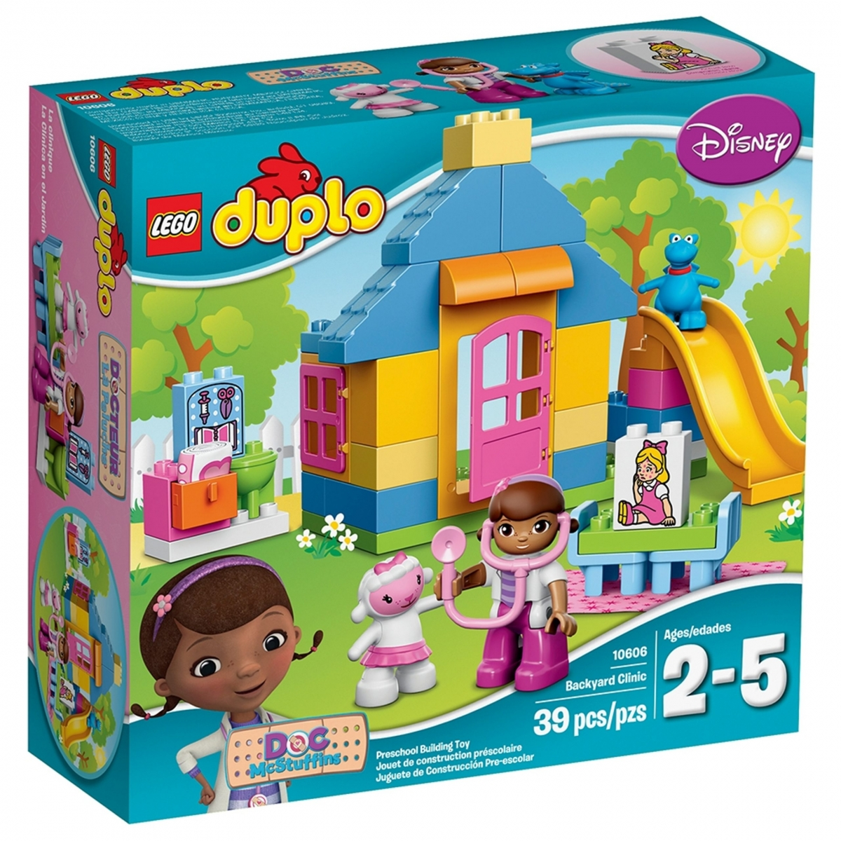 lego 10606 doc mcstuffins backyard clinic scaled
