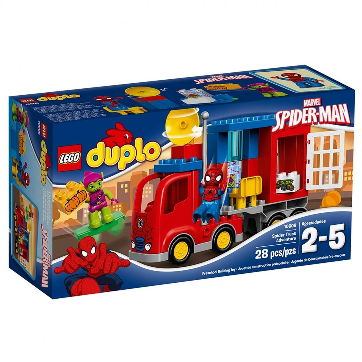 lego 10608 spider man spider truck adventure scaled