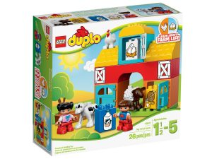 lego 10617 my first farm