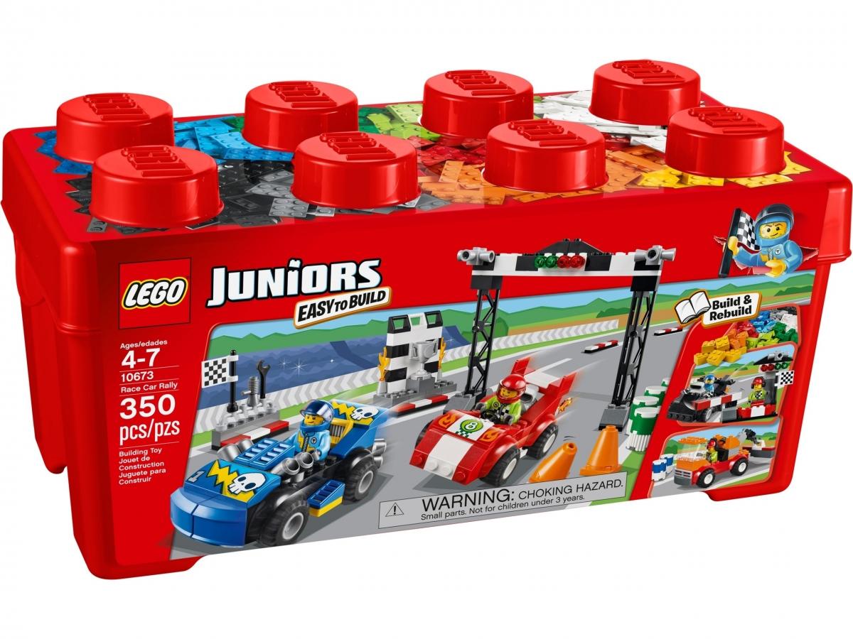 lego 10673 race car rally scaled