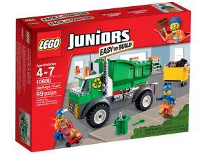 lego 10680 garbage truck