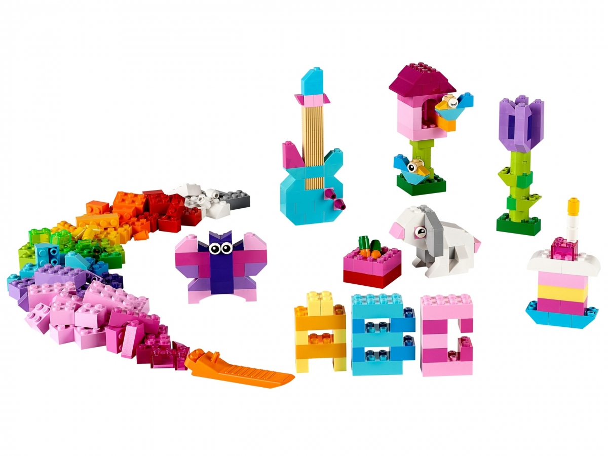lego 10694 creative supplement bright scaled