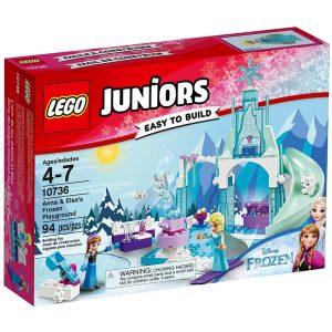 lego 10736 anna elsas frozen playground