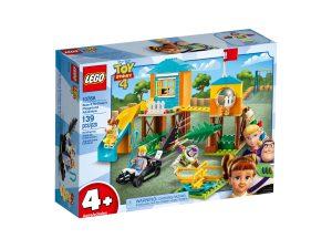 lego 10768 buzz bo peeps playground adventure