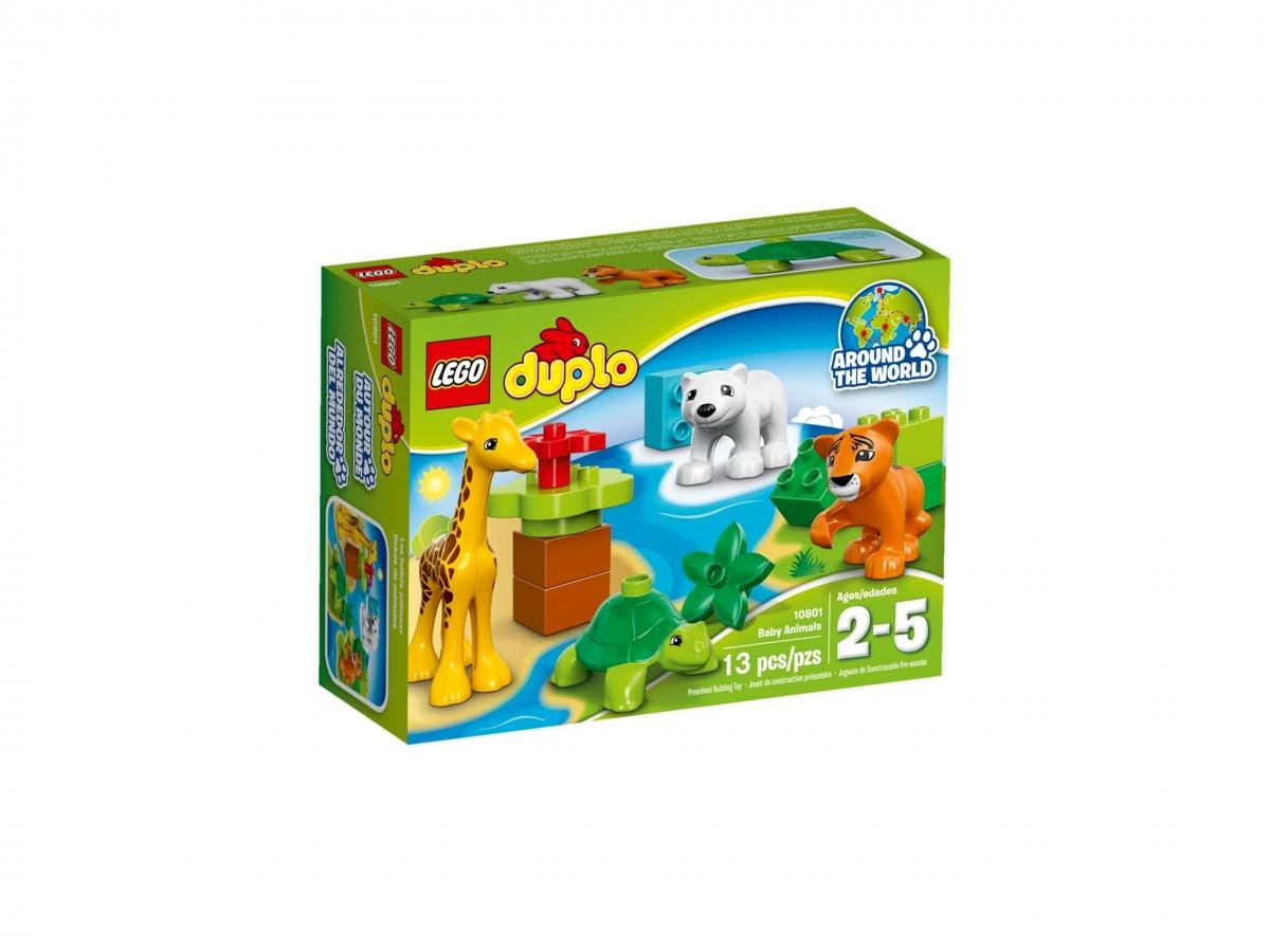 lego 10801 baby animals scaled