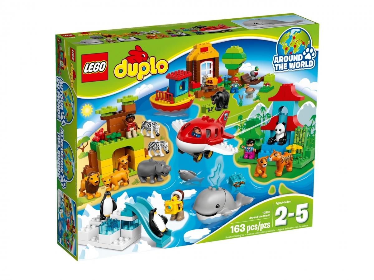 lego 10805 around the world scaled