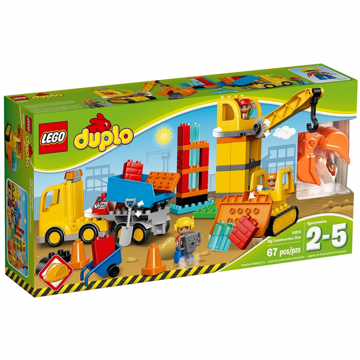 lego 10813 big construction site scaled