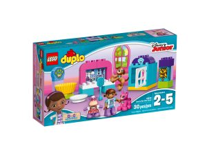 lego 10828 doc mcstuffins pet vet care