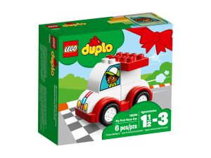 lego 10860 my first race car