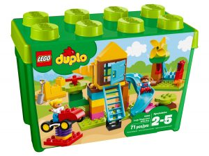 lego 10864 large playground brick box