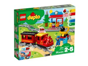 lego 10874 steam train