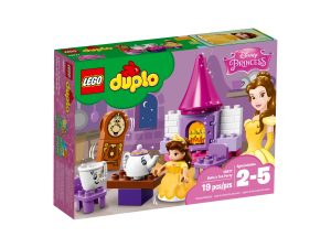 lego 10877 belles tea party