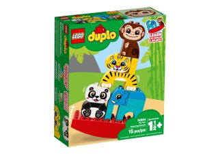 lego 10884 my first balancing animals