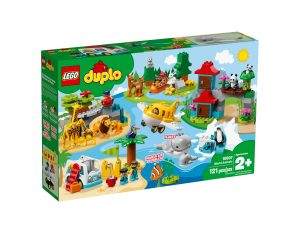 lego 10907 world animals
