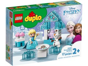 lego 10920 elsa and olafs tea party