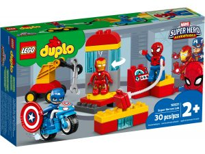 lego 10921 super heroes lab