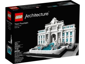 lego 21020 trevi fountain