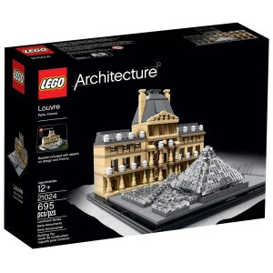lego 21024 louvre