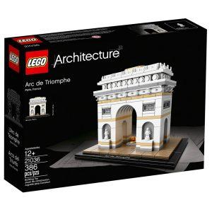 lego 21036 arc de triomphe