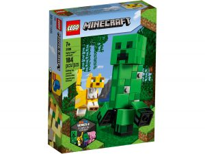 lego 21156 bigfig creeper and ocelot