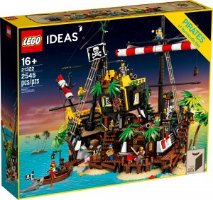 lego 21322 pirates of barracuda bay