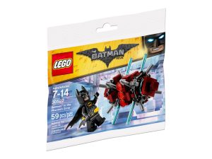 lego 30522 batman in the phantom zone
