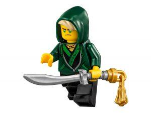 lego 30609 ninjago lloyd minifigure