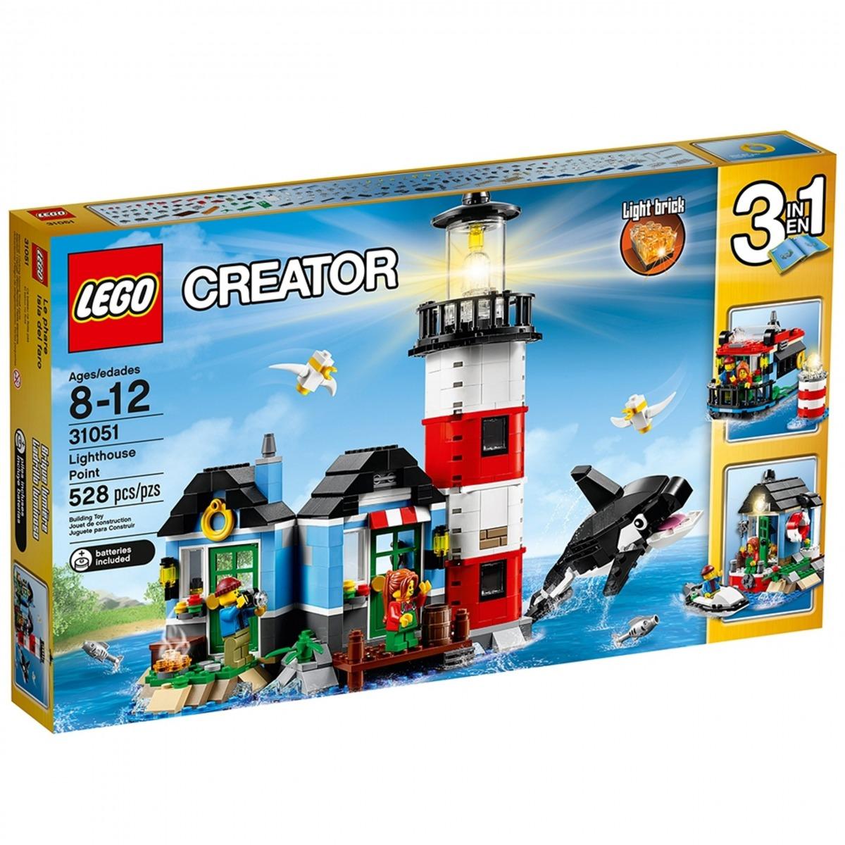 lego 31051 lighthouse point scaled