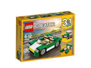 lego 31056 green cruiser