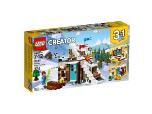lego 31080 modular winter vacation