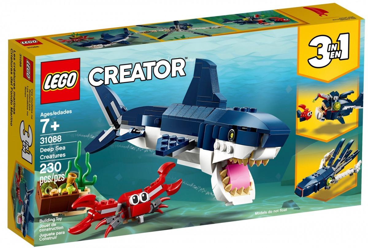 lego 31088 deep sea creatures scaled