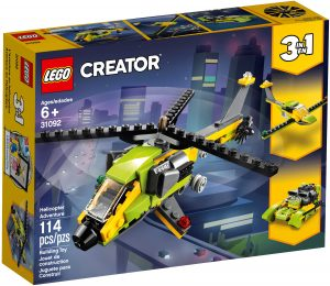 lego 31092 helicopter adventure