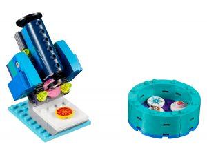 lego 40314 dr fox magnifying machine