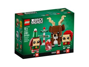 lego 40353 reindeer elf and elfie