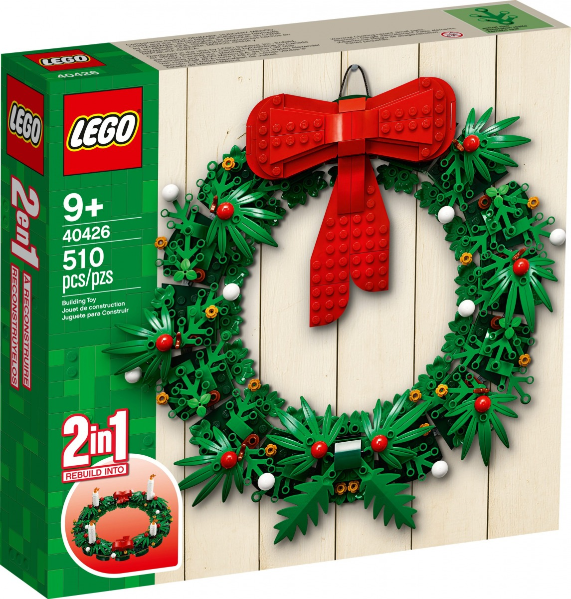 lego 40426 christmas wreath 2 in 1 scaled